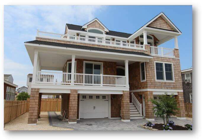 Long Beach Island Real Estate Spec Homes | House Flipping