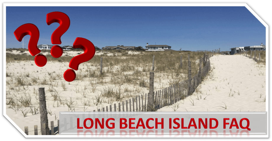 Frequently Asked Questions About Long Beach Island New Jersey | LBI NJ Area Information