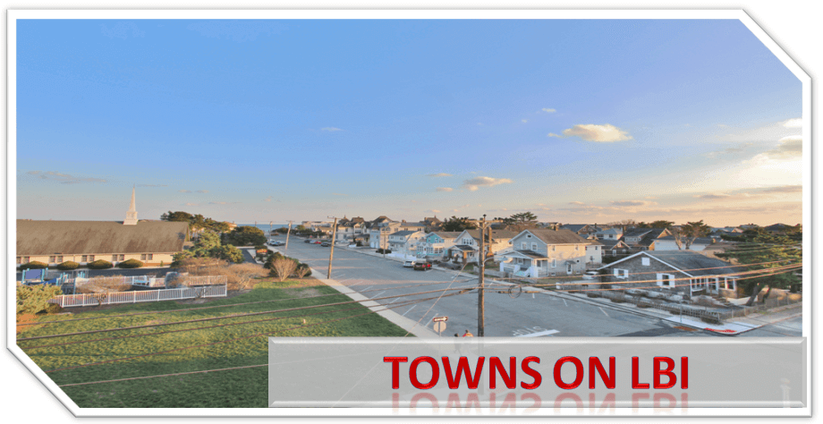Towns On Lbi on barnegat lighthouse long beach island nj